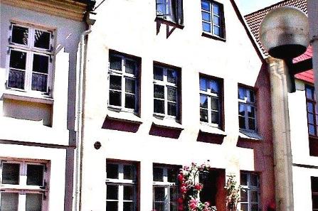 Altbau Schleswig