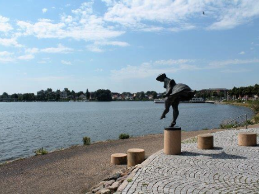 Statue Schleswig am See